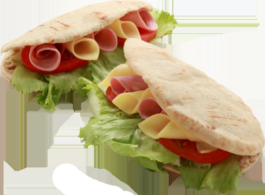 Pocket oval pita bread 2