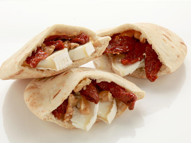 Pocket oval pita bread ELVIART