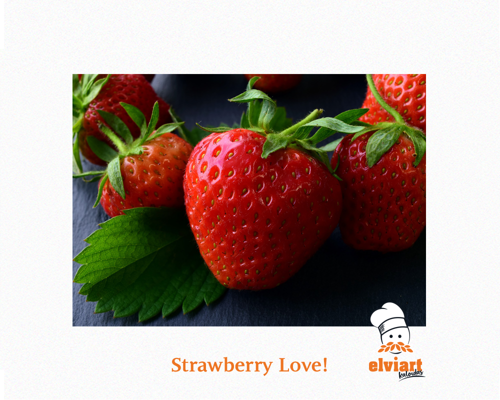 , Strawberry Love!