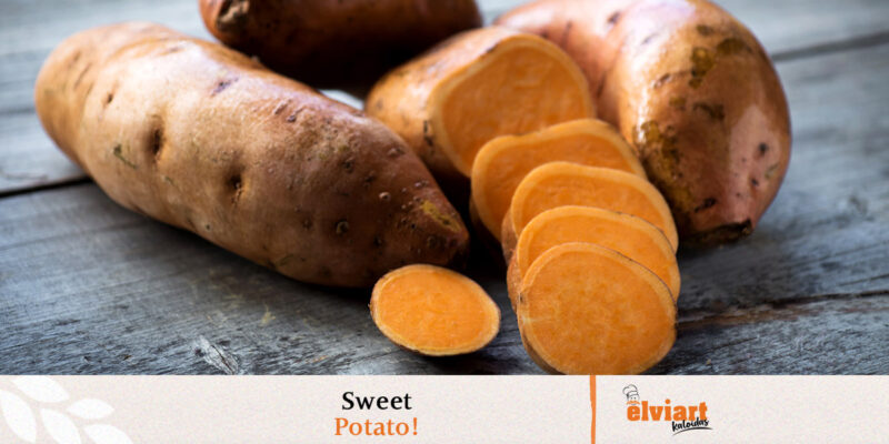 Sweet Potato!